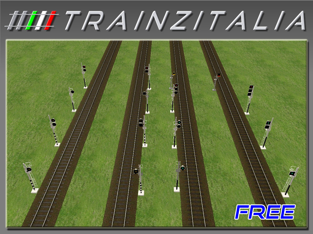 Pack Segnali Luminosi TZIT Free TB3-3