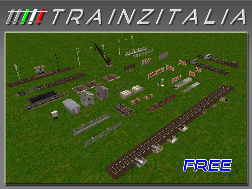 Pack Accessori Ferroviari-1 Free TB3-3