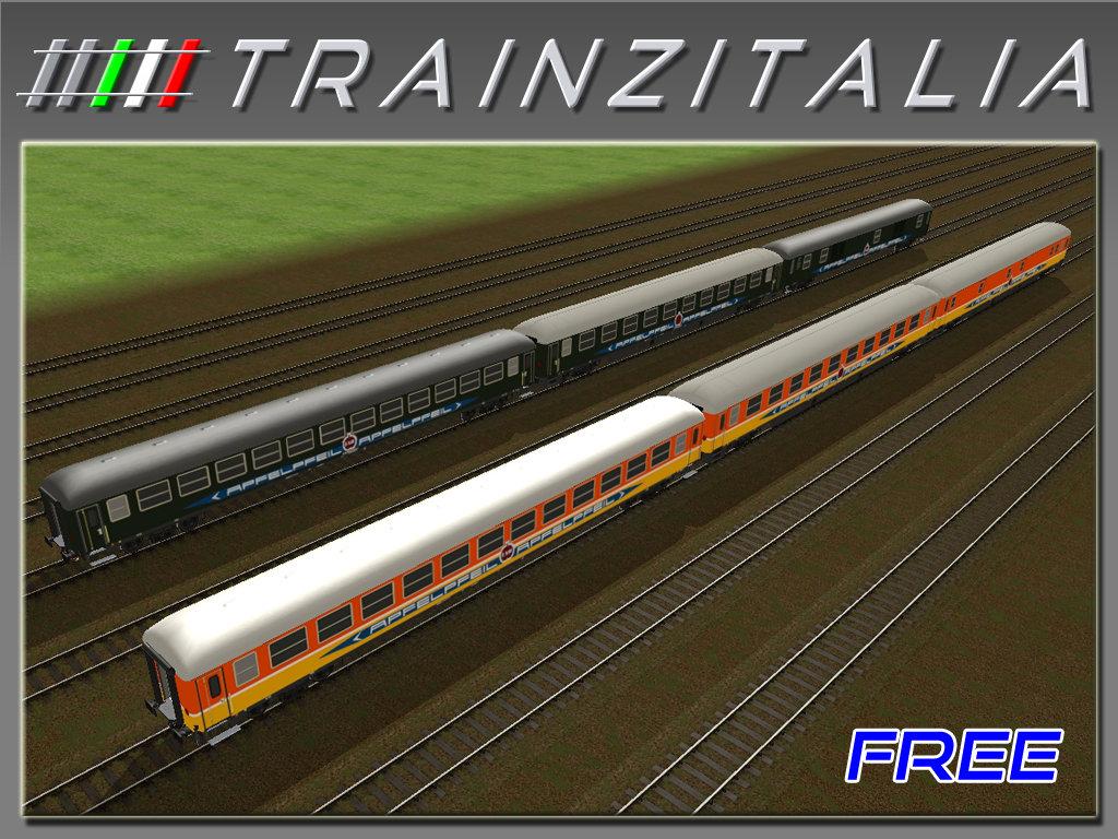 Pack Apfelpfeil Free TB3-3