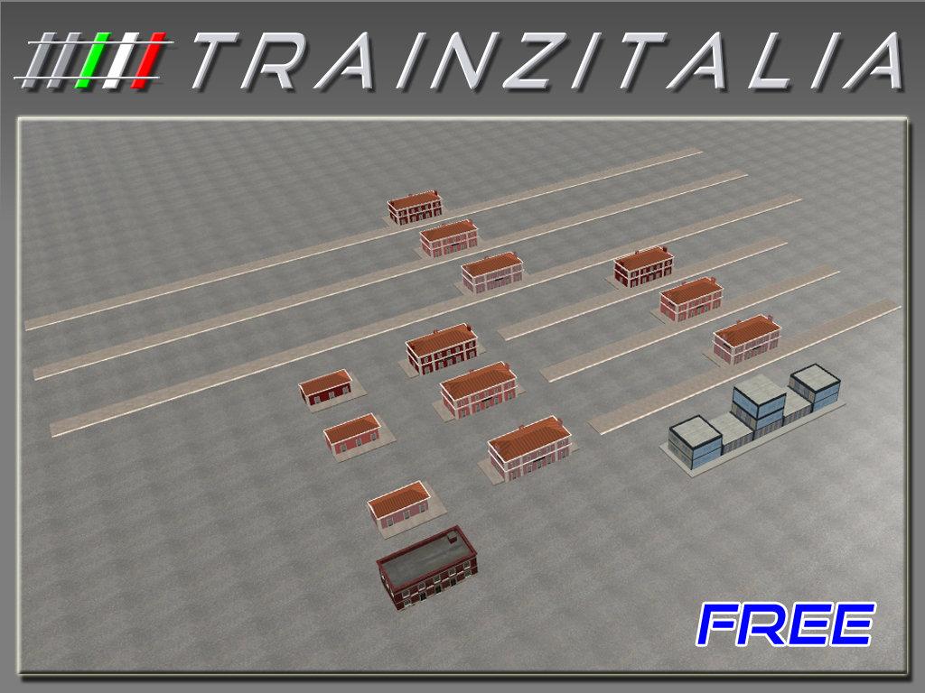 Pack Stazioni-2 Free TB3-3