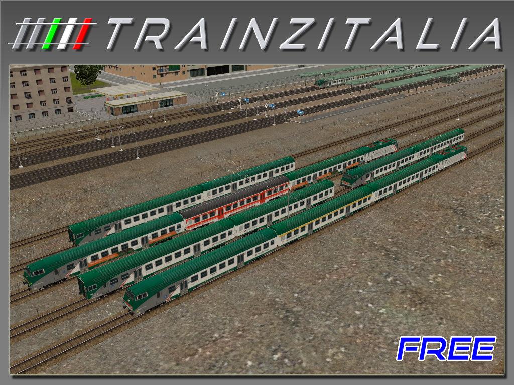 Pack MDVC-Trenord Free TB3-3