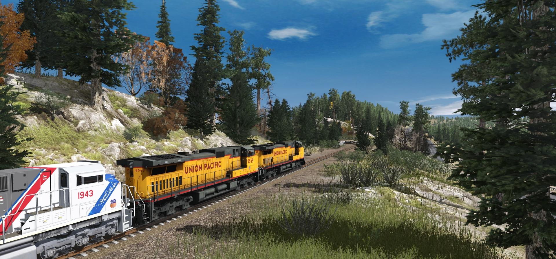 Donner Pass 2019 Wip International Corner Trainzitalia