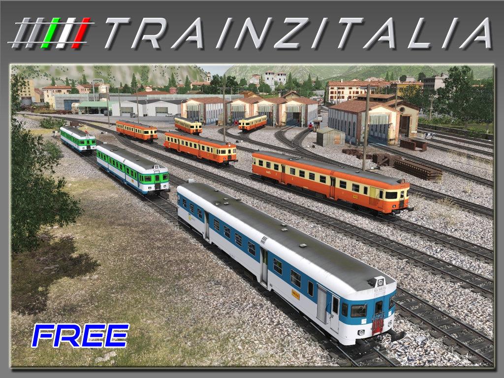 Pack ALn668 Brescia-Edolo Free TB4-1