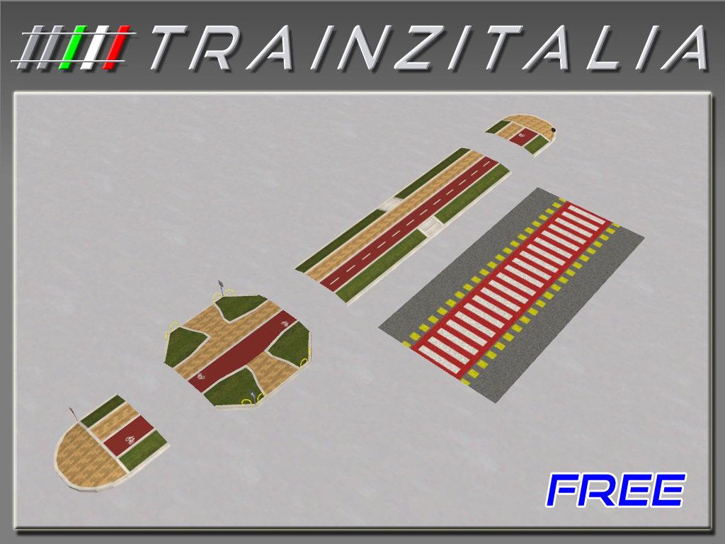 Pack Marciapiede Ciclabile Free TB3-7