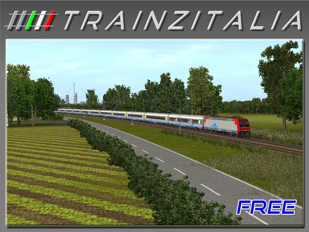 Pack Cisalpino Free TB3-7