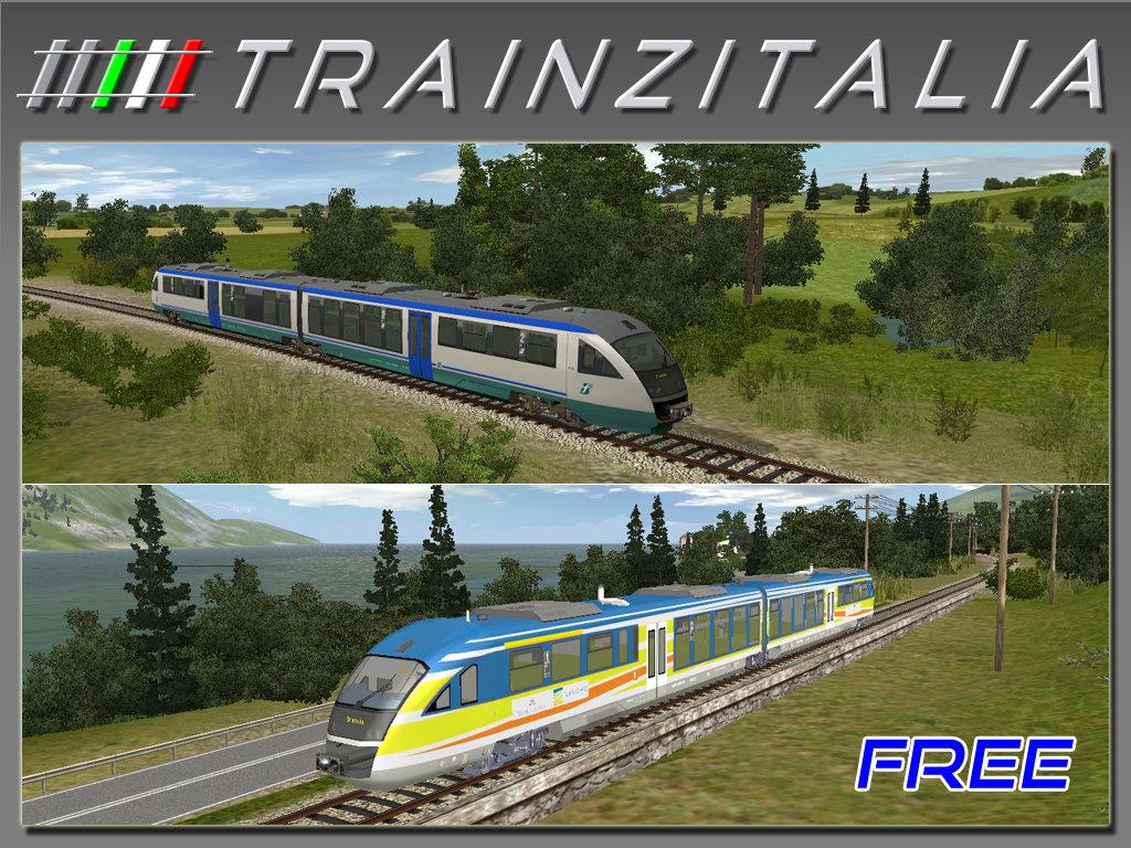 Pack Desiro FS-LeNord Free TB3-7