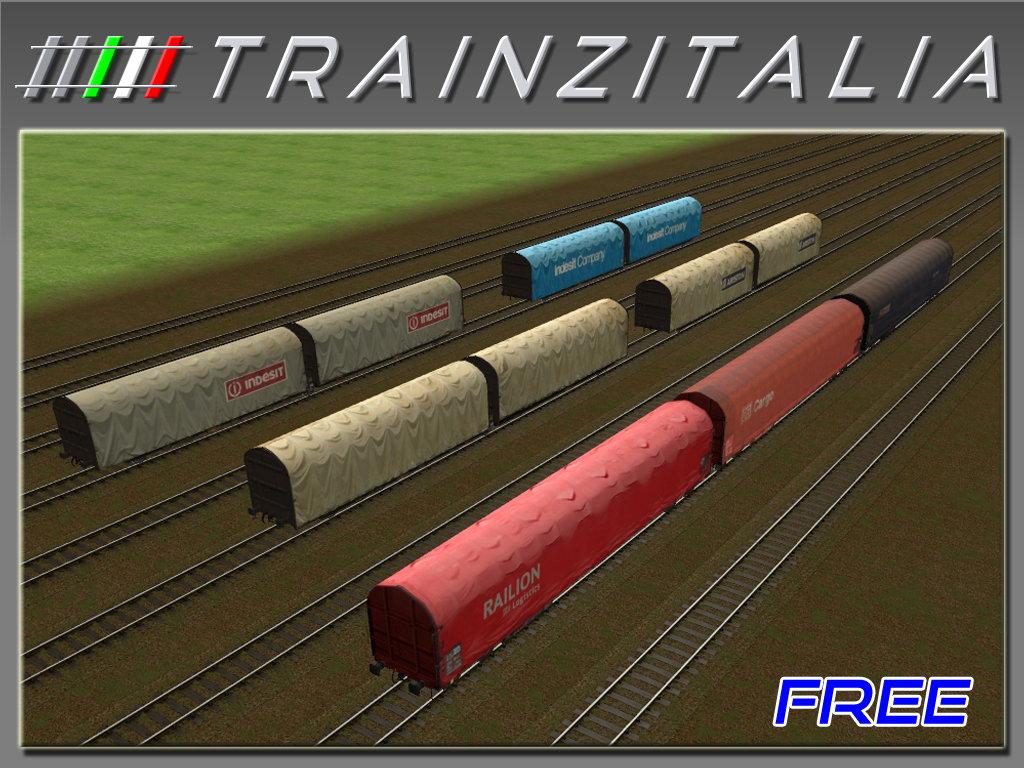 Pack carri Lails Rils Free TB3-7
