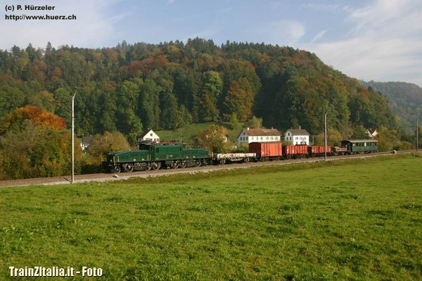"""Be 6/8''' 13302 """"Crocodile"""" with a GmP near Dillhausen"""