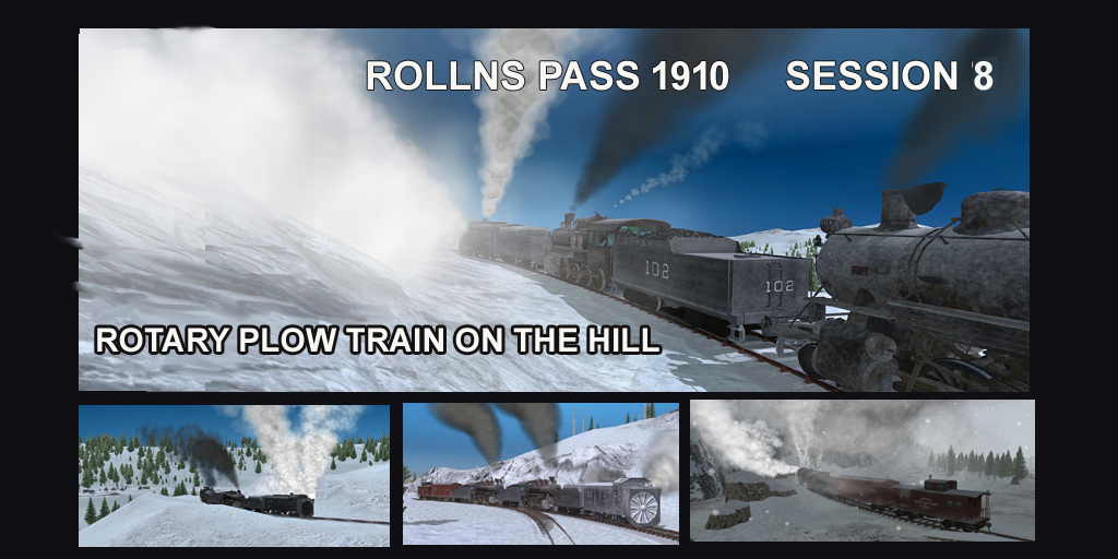 Rollins Pass Sessions