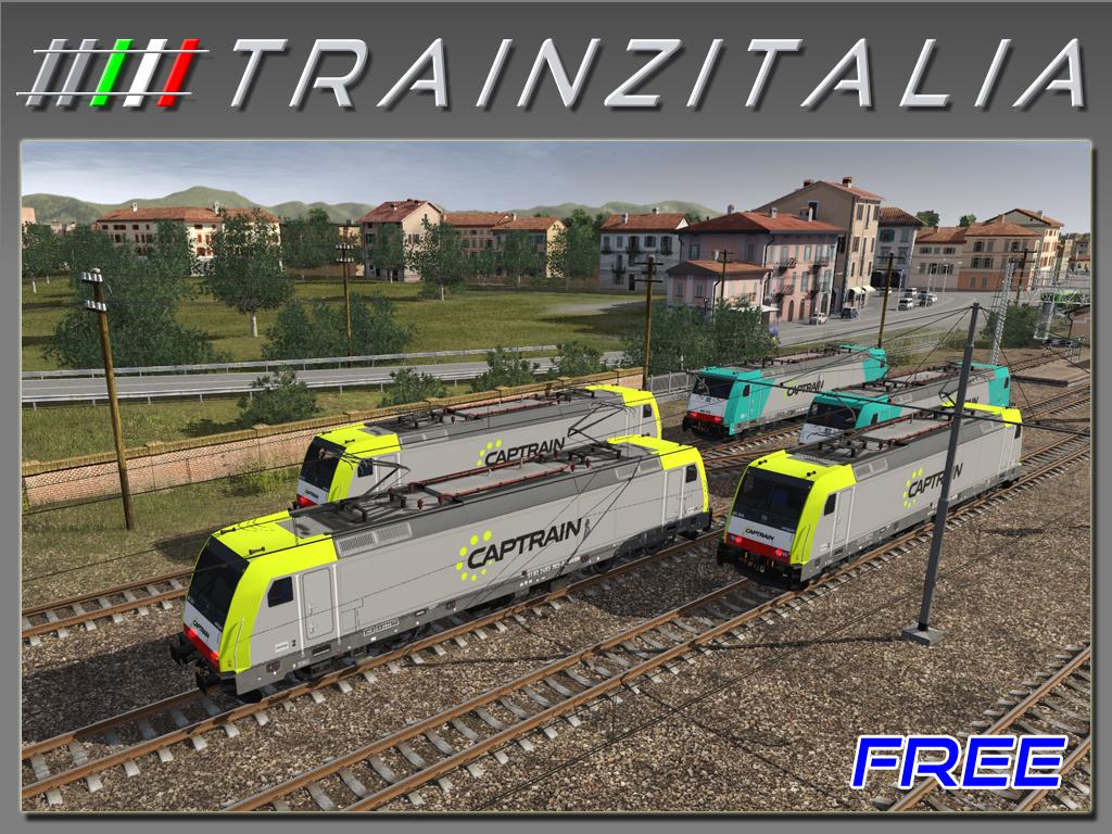 Pack CTI E483 Free TB3-7