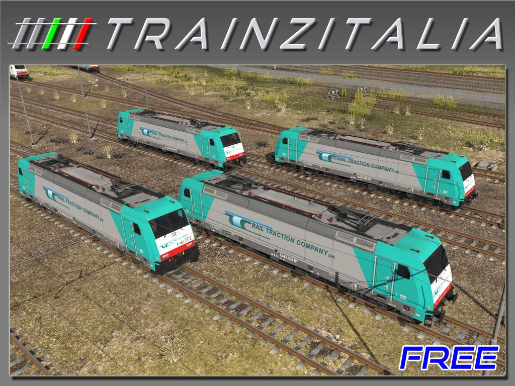 Pack RTC E483 Free TB3-7