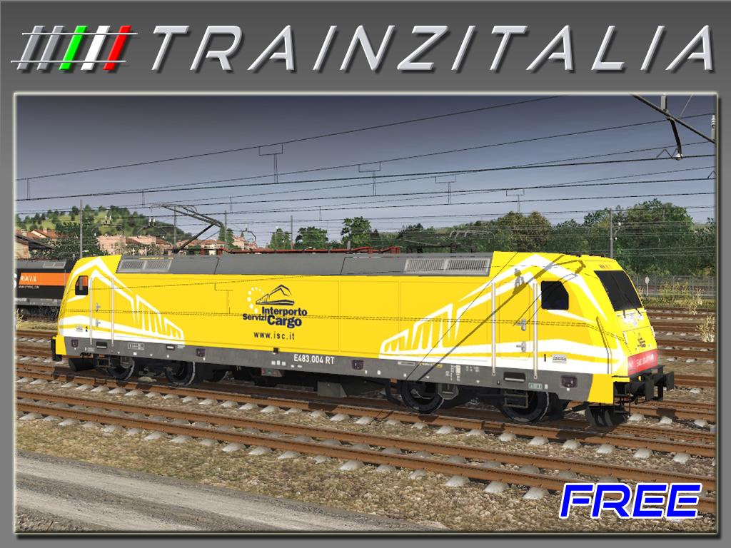 ISC E483-004 Free TB3-7